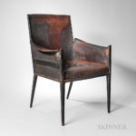 Jean-Michel Frank (1895-1941) Armchair (Lot 100, Estimate $30,000-50,000)