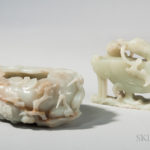 Selection of Jade (Lots 291 and 296)