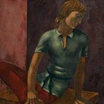 Eugeniusz Zak (Polish, 1884-1926)  Young Acrobat (Lot 377, Estimate $40,000-60,000)
