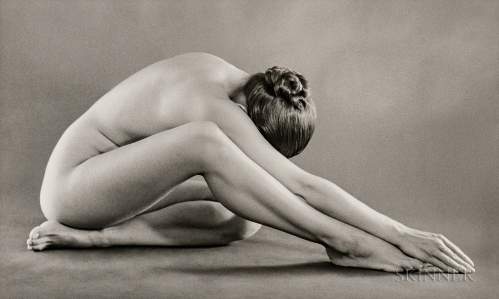 Ruth Bernhard (American, 1905-2006)  Spanish Dancer, 1971 (Lot 113, Estimate $5,000-7,000)