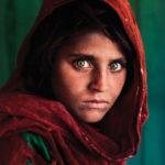 Steve McCurry (American, b. 1950)  Afghan Girl (Sharbat Gula), Refugee Camp, Pakistan, 1984, printed 2011 (Lot 126, Estimate $10,000-12,000)