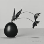 Robert Mapplethorpe (American, 1946-1989)  Flowers, 1984 (Lot 128, Estimate $15,000-25,000)