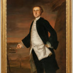 Joseph Blackburn (Massachusetts/New Hampshire/United Kingdom, d. 1778)  Portrait of David Mumford (1730-1807), New London, Connecticut (Lot 251, Estimate $30,000-50,000)
