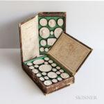 Liberotti Impronte. Twelve Volumes. Rome, circa 1820 (Lot 360 est. $4,000-6,000)