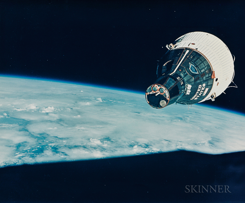 NASA Photographs and the Meaning of Vintage | Skinner Inc