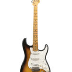 1954 Fender Stratocaster Electric Guitar (Lot 344, Estimate: $25,000-35,000)