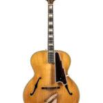 J. Geils's 1940 D'Angelico Excel Archtop Guitar (Lot 354, Estimate: $6,000-8,000)