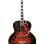 J. Geils's 1940 Stromberg Master 400 Archtop Guitar (Lot 355, Estimate: $8,000-12,000)