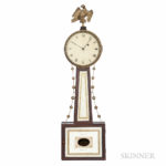Simon Willard Patent Timepiece or