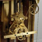 [DETAIL] Charles Fasoldt Single-arm Gravity Escapement Regulator, made for Henry J. Martin, Albany, New York, 1873 (Lot 125, Estimate $60,000-70,000)