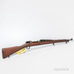 Rock Island Arsenal Model 1903 Rifle, early 20th century (Lot 1548, Estimate $200-400)