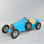 Baby Bugatti Replica Car, (lot 561, Estimate: $6,000-8,000)