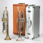 Martin Committee Trumpets (Lots 1107 & 1157)