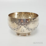 English Sterling Silver Bowl