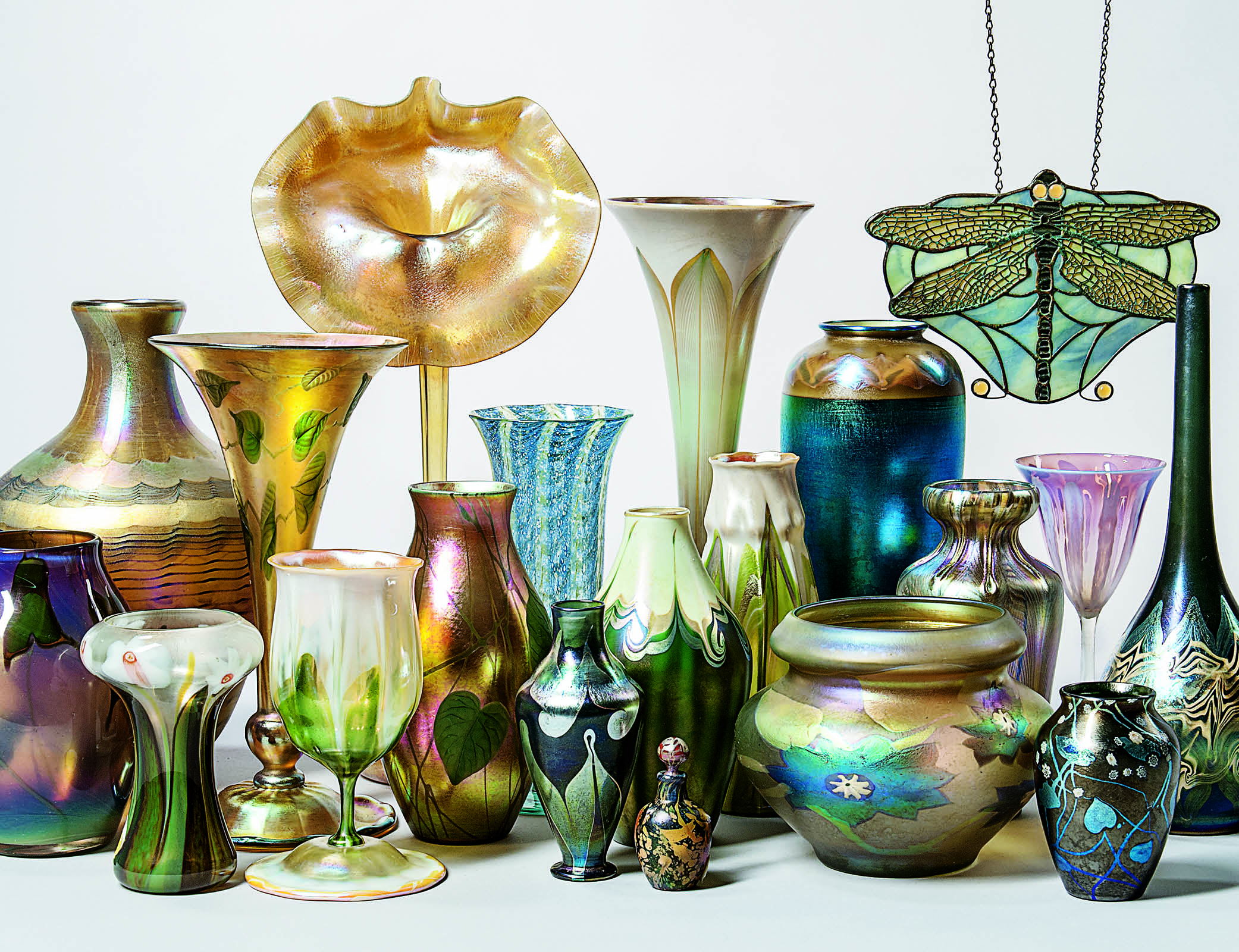 The Nan Edwards Art Glass Collection
