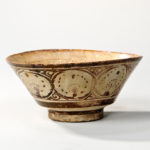 Kashan Lustre Pottery Bowl, Persia, possibly 12th/13th century (Lot 68, Estimate: $5,000-7,000)
