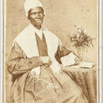 Sojourner Truth Carte de Visite (Lot 1002)