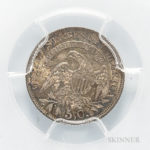1834 Capped Bust Half Dime, LM-4, PCGS MS63 (Lot 1026, Estimate $500-700)
