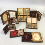 Eight Fancy Union Cases, (Lot 1020, Estimate: $400-600).