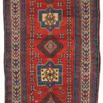 Kazak Rug, Southern Caucasus, c. 1860 (Lot 22, Estimate: $3,000-4,000)