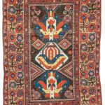Central Anatolian Prayer Rug, Turkey, c. first half 19th century (Lot 91, Estimate: $3,000-4,000)