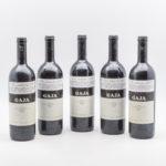 Gaja Sperss 1990 (5 bottles), (Lot 1310, Estimate: $1,100-1,400)