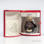 Remy Martin Louis XIII, c. 1960s (Lot 1670, Estimate: $2,000-3,000)