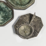 Silver Pocket Sundial by Michael Butterfield, Paris, late 17th century (Lot 682, Estimate: $1,000-1,500)