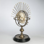 C.F.H. Heineman Lacquered Brass Craniometer, Braunschweig, Germany, late 19th century (Lot 560, Estimate: $4,000-6,000)