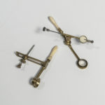 Two Entomological Simple Microscopes, England, 18th/19th century (Lot 562, Estimate: $300-400)