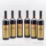 Scavino Barolo Bric del Fiasc 1990, 6 bottles (Lot 274, Estimate: $900-1,200)