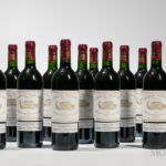 Chateau Margaux 1990, 12 bottles (Lot 305A, Estimate: $8,000-10,000)
