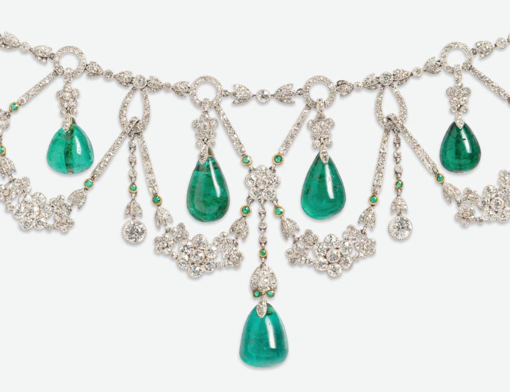 3106B  |  Important Jewelry