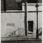 Westbury Terrace, London, 1957 (Lot 107, Estimate: $3,000-5,000)