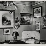 Interior, Storrs House, Hartford, Connecticut, 1931-33, printed later (Lot 12, Estimate: $3,000-5,000)