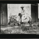 Man on Donkey, Cuba, 1933, printed later (Lot 22, Estimate: $2,500-3,500)