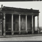 Abandoned Antebellum Plantation House, Vicksburg, Mississippi, March 1936, printed later (Lot 65, Estimate: $2,000-3,000)