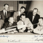 Project Mercury 7 Astronauts, Signed Photograph (Lot 2025, Estimate $2,000-3,000)