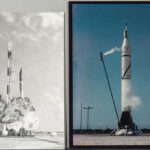 Project Mercury 7, Early Rocketry, Nine Photographs (Lot 2033, Estimate $1,000-1,500)
