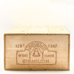 Chateau Angelus 1987 (12 bts owc) (Lot 193, Estimate: $1500-2100)