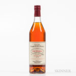 Van Winkle Special Reserve 12 Years Old Lot 'B', 1 750ml bottle (Lot 3036, Estimate: $350-450)