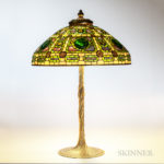 Tiffany Zodiac Turtleback Table Lamp (Lot 73, Estimate: $70,000-85,000)