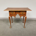 Eldred Wheeler Queen Anne-style Cherry Dressing Chest (Lot 263, Estimate $200-300)