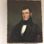 19th Century American School Portrait of a Gentleman (Lot 289, Estimate $300-500)