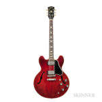 Gibson ES-335 TD Electric Guitar, c. 1963 (Lot 1220, Estimate $5,000-8,000)