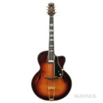 D'Angelico for Selmer L-5 Style Archtop Guitar, 1934 (Lot 1221, Estimate: $4,000-6,000)