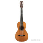 C.F. Martin & Co. 2-27 Acoustic Guitar, 1852 (Lot 1224, Estimate: $3,000-5,000)