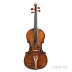 Italian Violin, Testore Family (Lot 1031, Estimate: $25,000-35,000)