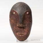 Point Hope Eskimo Mask (Lot 1220, Estimate: $1,200-1,800)