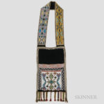 Chippewa Bandolier Bag (Lot 1213, Estimate: $700-900)